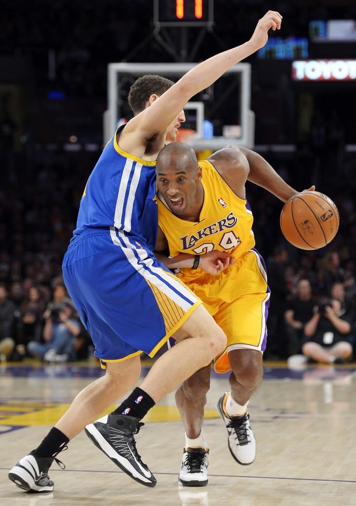 Kobe Bryant x Klay Thompson