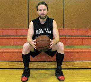 Jeff Ament, versão basqueteiro