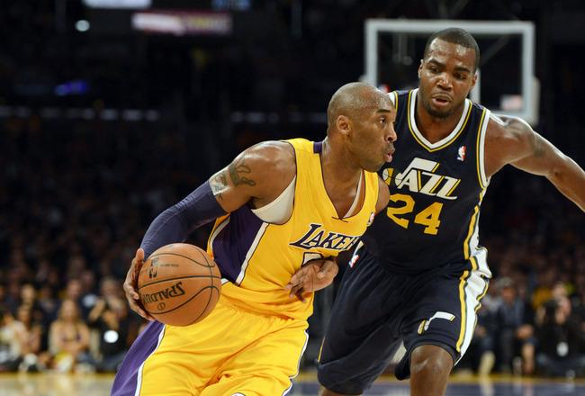 Kobe x Paul Millsap