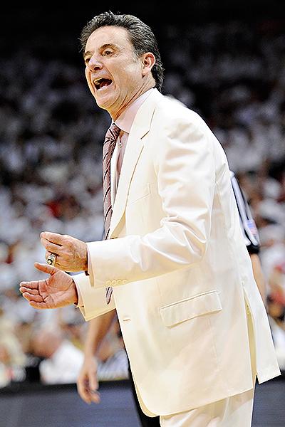 Mr. Pitino, nem sempre bem lembrado pelos torcedores do Celtics
