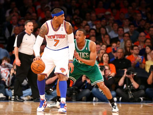 Carmelo Anthony x Avery Bradley