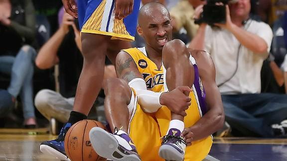 Kobe Bryant x Tendão de Aquiles