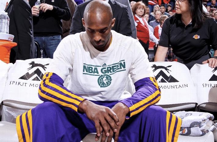 Kobe Bryant no limite