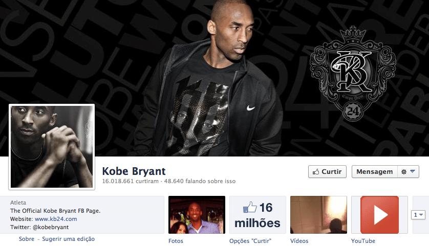 O desabafo de Kobe