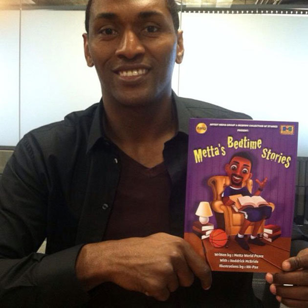 Sir Ron Artest
