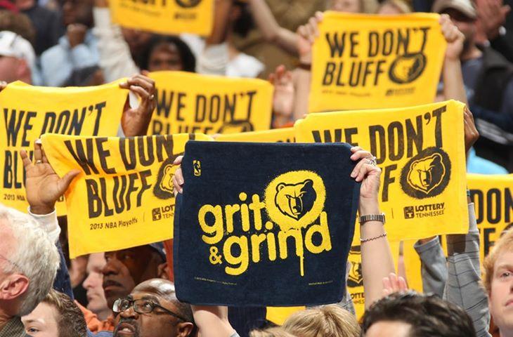 Grit & Grind, Mephis, Grit & Grind