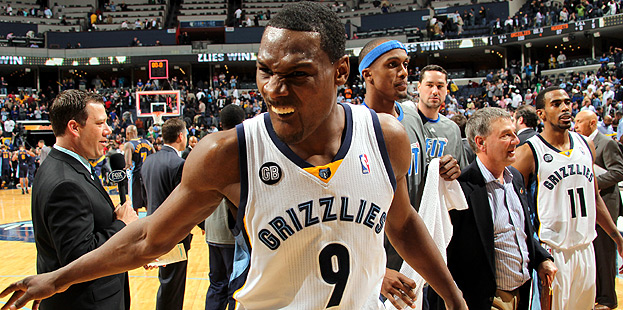 Tony Allen, the grit