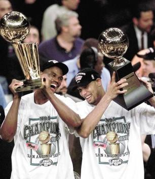 As Torres Gêmeas do Spurs