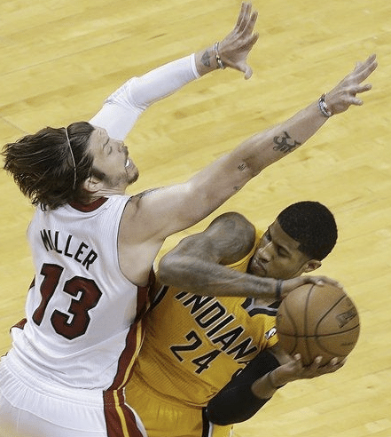 Mike Miller x Paul George