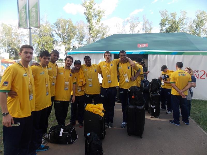 Seleção brasileira de novos, vulgo universitária