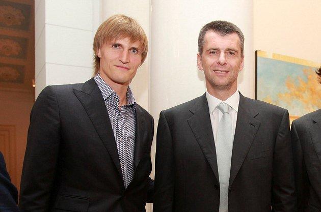 Kirilenko, Prokhorov e a inveja e fúria da concorrência