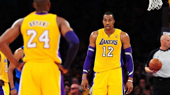 No more Kobe, Dwight