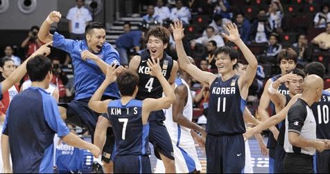 Coreia é bronze!