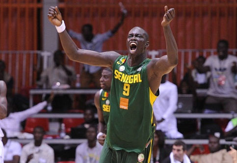Maleye D'doye e o Senegal vão adiante