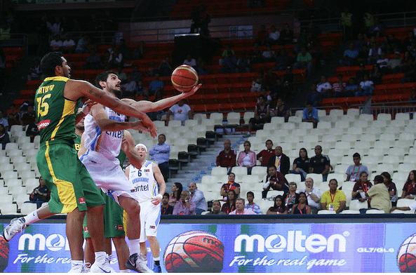 Garcia Morales deixa o lento Brasil para trás