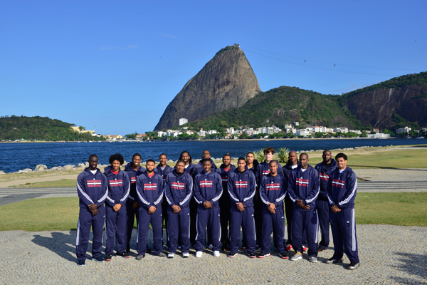 Wizards in Rio