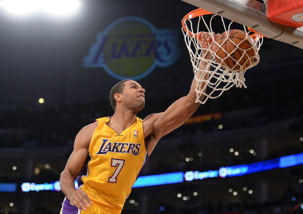 Xavier Henry, decolando pelo Lakers