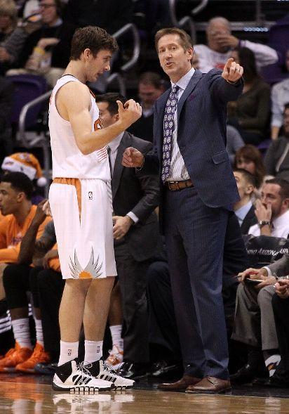Dragic e Hornacek: entrosamento no renovado Phoenix Suns