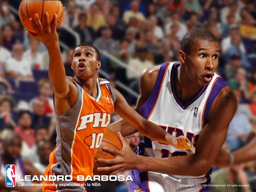 Torcedor do Suns pode desenrolar o pôster do melhor 6º homem de 2007