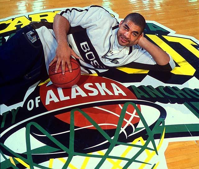Carlos Boozer, orgulho do Alaska