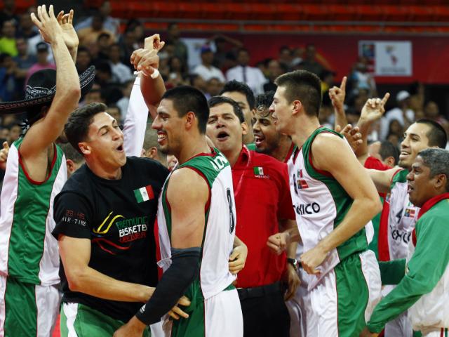 México, campeão da Copa América de basquete. Alô? Lembram?