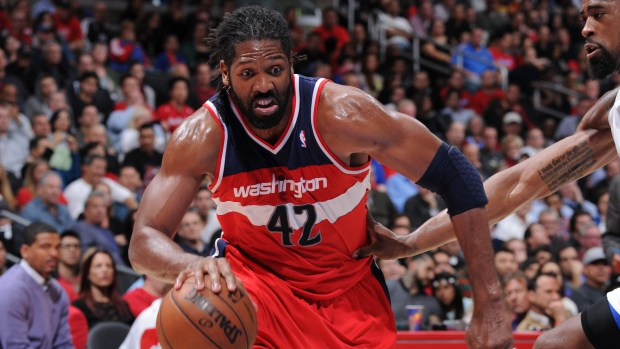 Nenê, Wizards, NBA