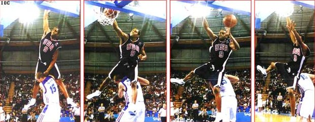 Dunk of Death, Carter, Weiss
