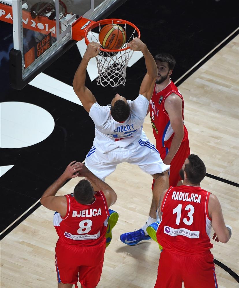 Gobert está na NBA: são 4 na França