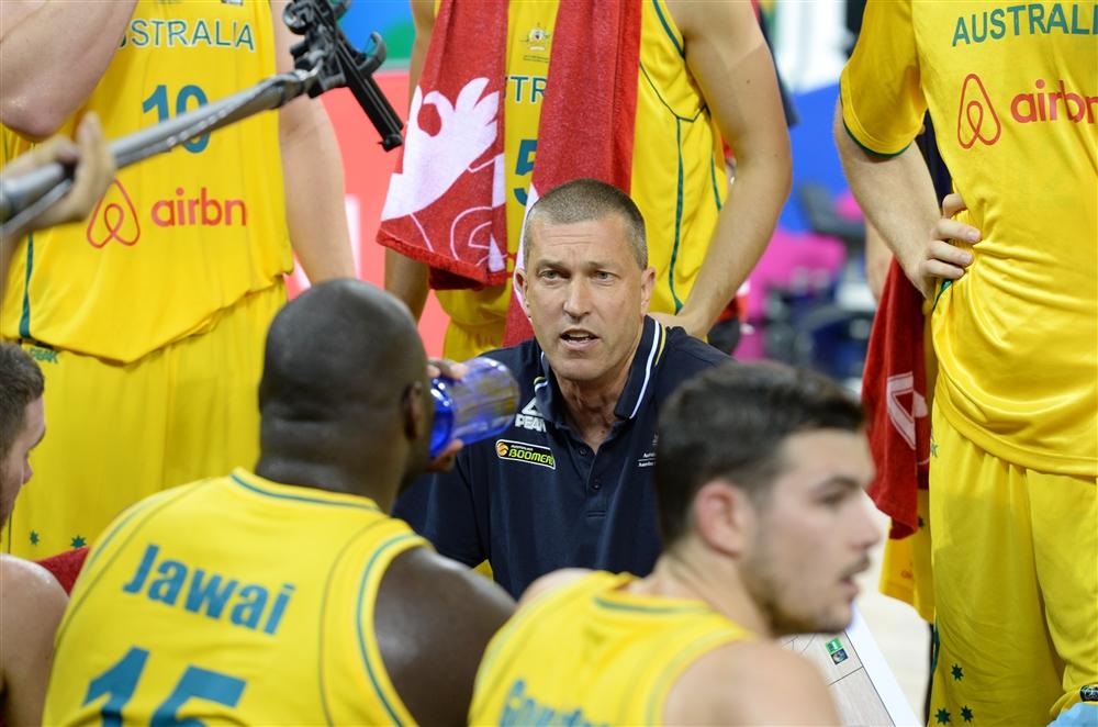 """A Austrália de Lemanis leva o troféu pragmatismo do torneio. Entregou e """"ganhou"""""""