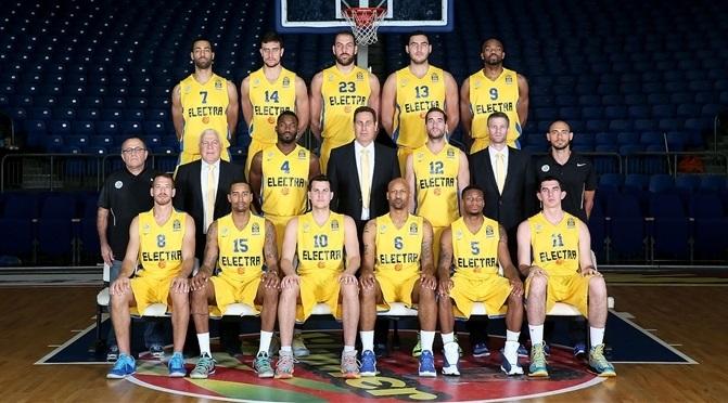 Maccabi Tel Aviv 2014-2015