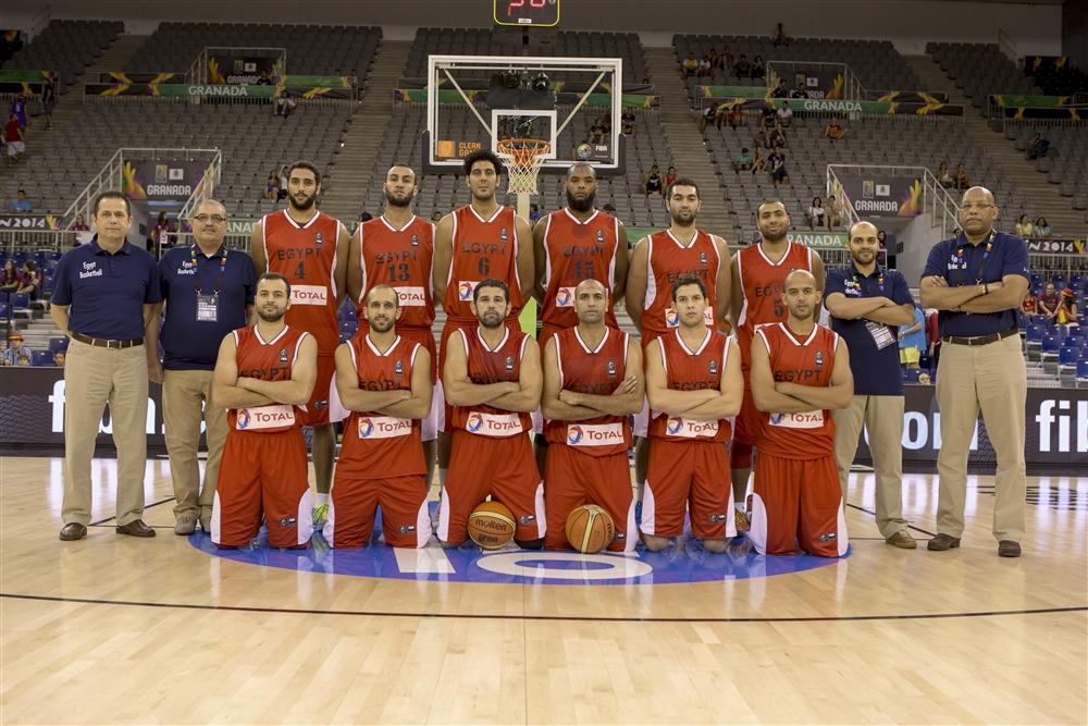 Os egípcios entram, de alguma forma, na história do basquete brasileiro