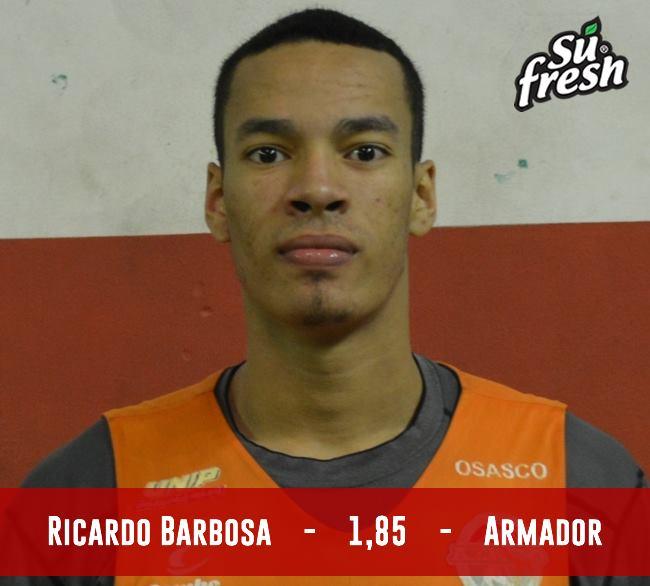 Ricardo Barbosa, sobrinho de Leandrinho, armador, Osasco
