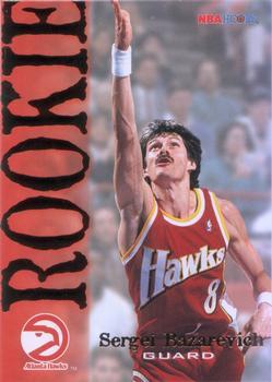 Sergey Bazarevich, Hawks, rookie, Euro