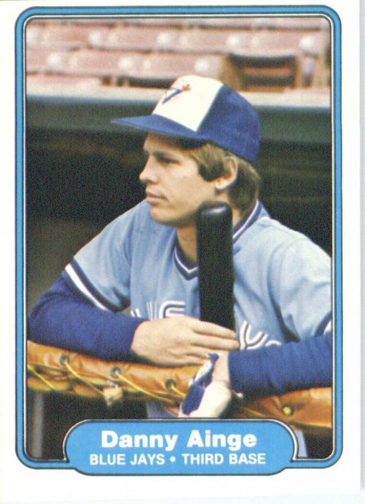 Danny Ainge, beisebol, MLB, Blue Jays