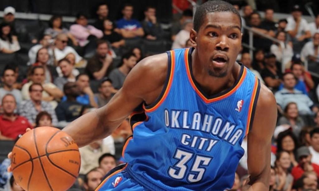 Kevin Durant, OKC Thunder, scorer