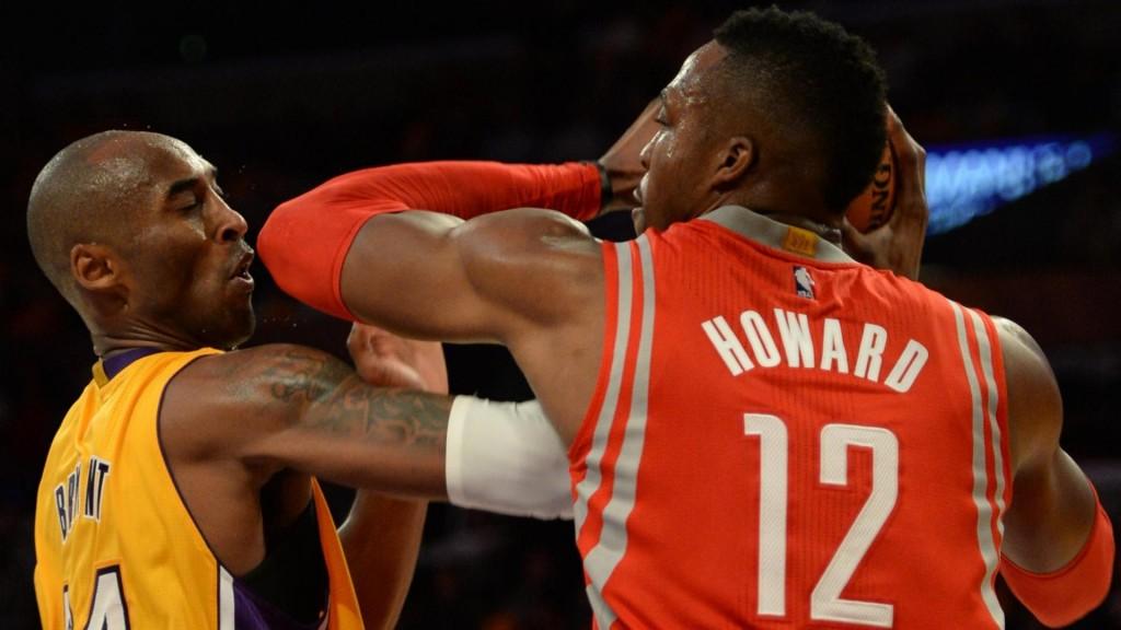 Kobe, Dwight, animosidade e um cotovelo: mas houve coisa pior para o Lakers