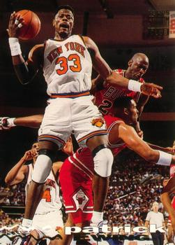 Patrick Ewing, Knicks, center, Bulls