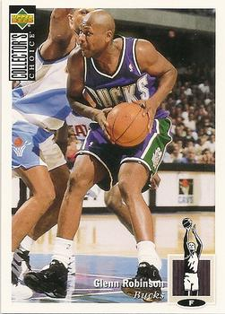 Glenn Robinson, Big Dog, Bucks, Milwaukee