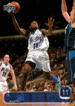 Jacque Vaughn, Orlando Magic, point guard