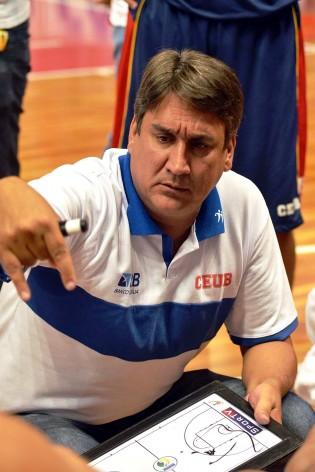Vidal: Brasília joga por títulos, e para agora