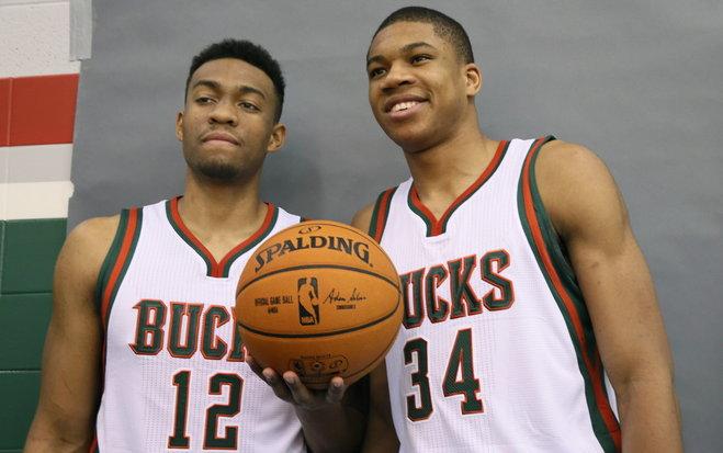 Jabari, Jabari e o futuro do Bucks. Em Milwaukee, por enquanto