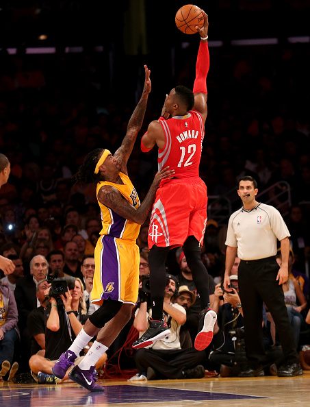 Howard largou o Lakers de Kobe pelo Rockets de Harden