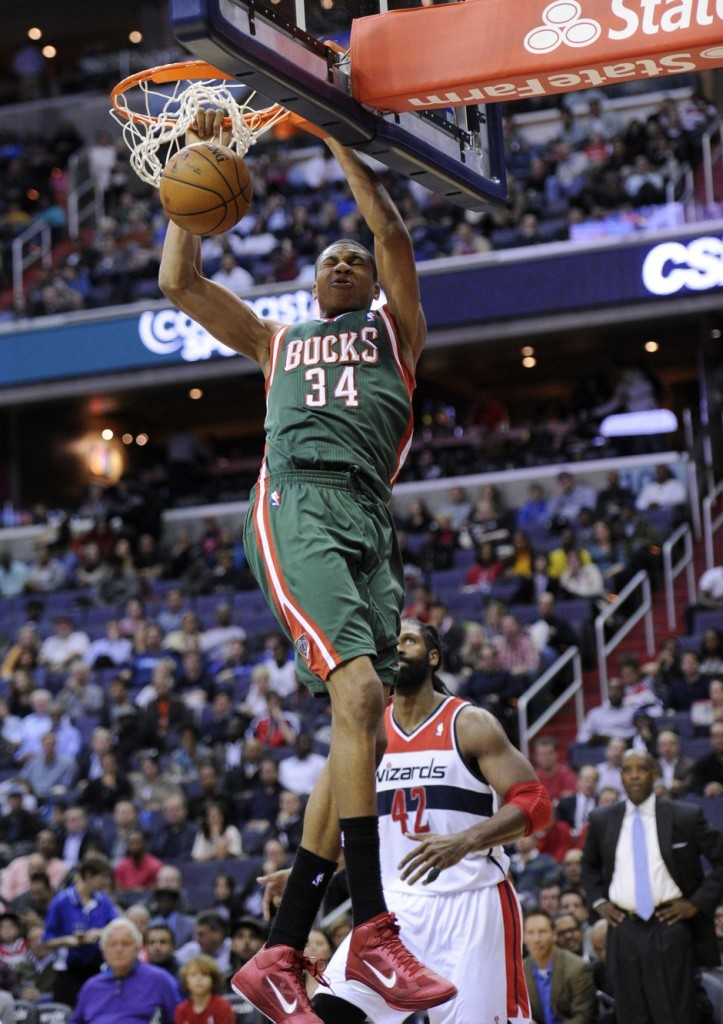Giannis, o Greek Freak