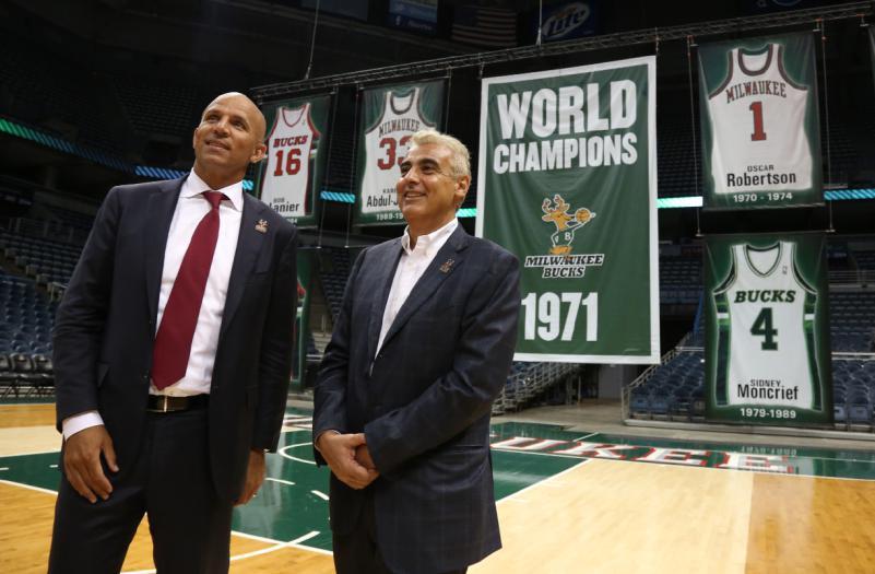 Kidd, Lasry, o banner do título e confusões em Milwaukee