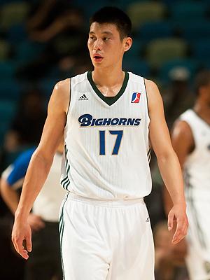 Jeremy Lin já jogou por Reno. Mas numa equipe mais tradicional