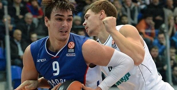 Dario Saric, jovem estrela sob a tutela de Ivkovic