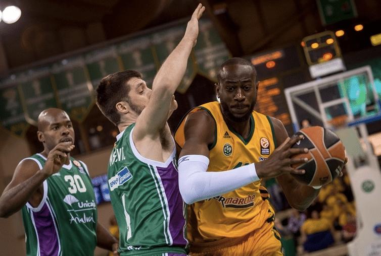 Bongou-Colo (d): pura energia para o Limoges de JP