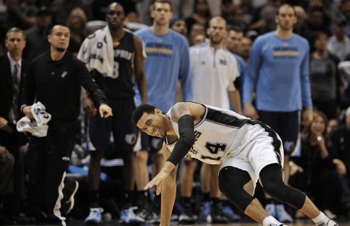 Desfalcado, Spurs perde duas seguidas. Mais uma semana no Oeste