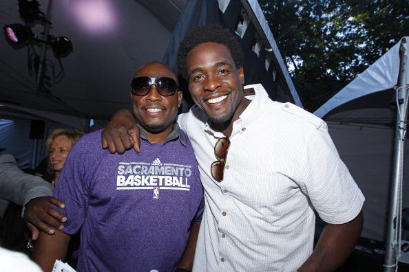 Richmond e Webber bem que poderiam ter jogado juntos em Sacramento