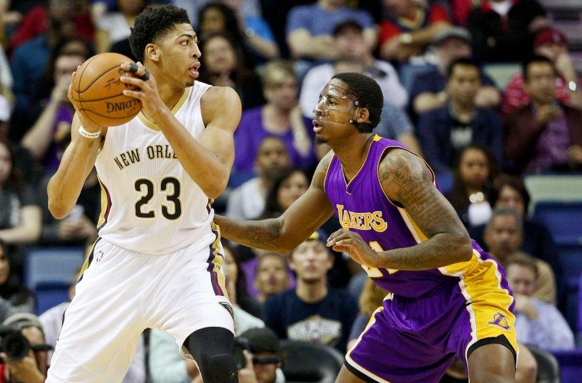 Anthony Davis pode ser o MVP. Desde que o Pelicans...